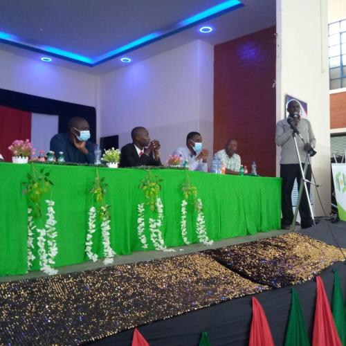 Mombasa Bodaboda sentization